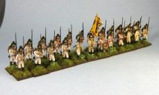Napoleonic Austrian Grenadiers
