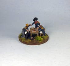 Napoleonic French Staff