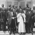 Indépendance du Congo Brazzaville premier gouvernement