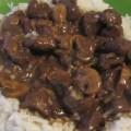 Sokossoko de rognons Cote d'Ivoire recette cuisine djolo