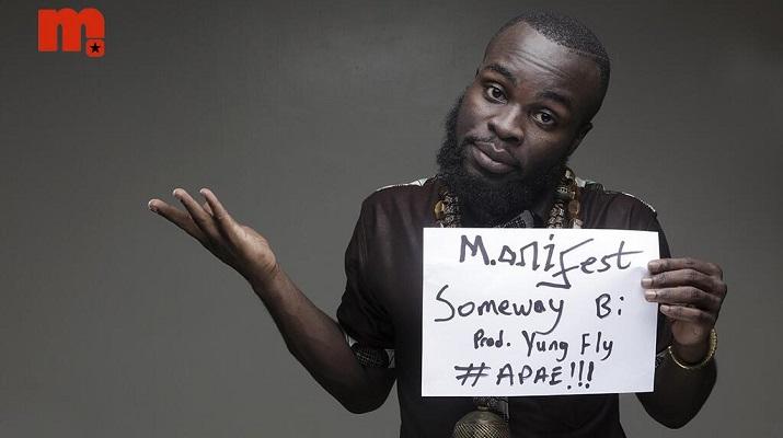 Somewsay Bi M.anifest Ghana Rap