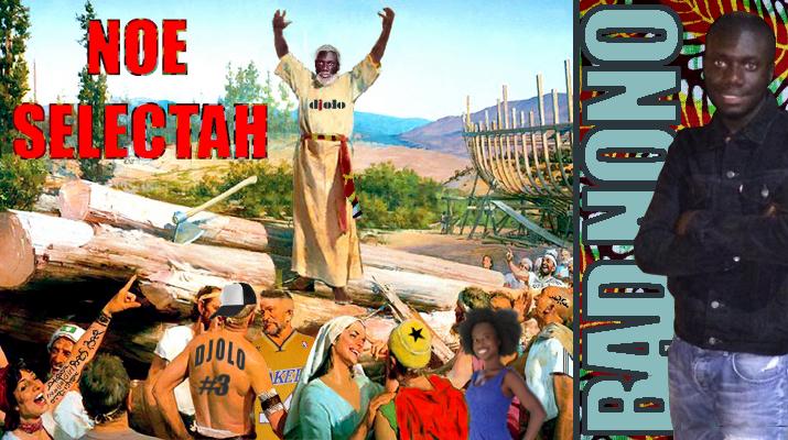 Noé Selektah djolo mix azonto arche de noé