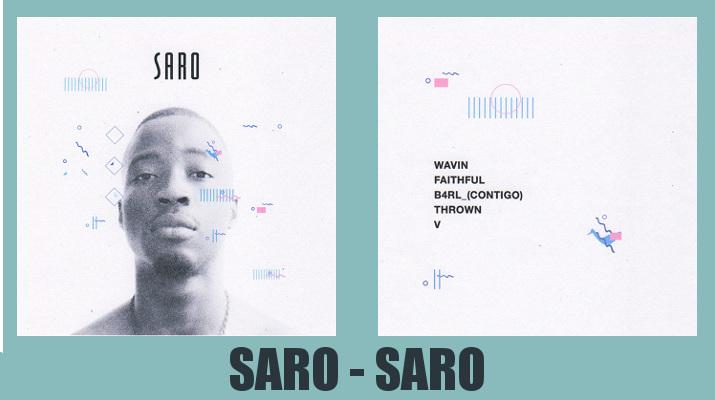 Ayomide Kalejaye SARO afro-experimentale pop nigeria djolo