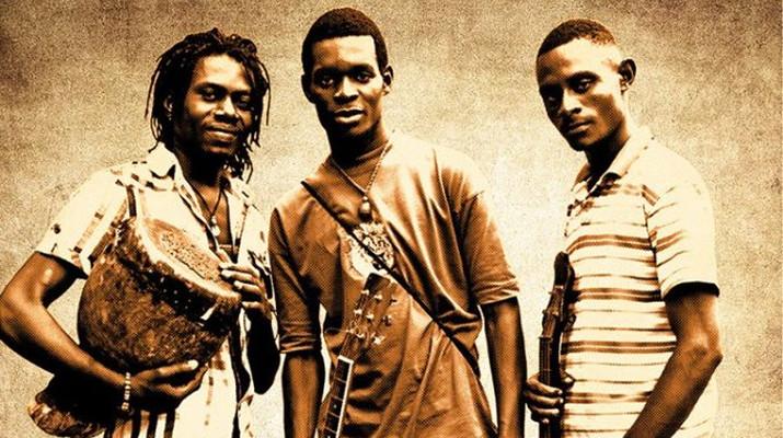 Jocelyn Balu Les Aigles de la Revolte Kinshasa RDC Djolo