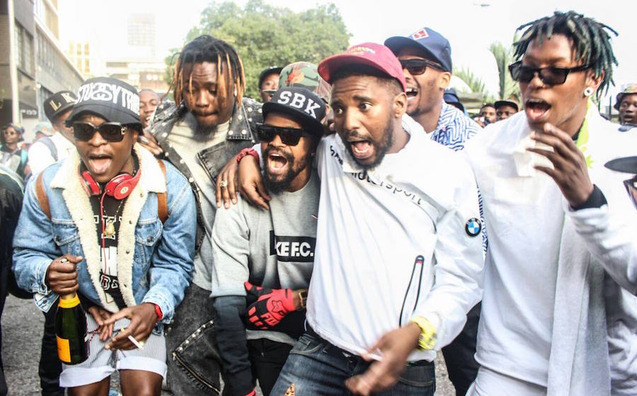 Boyzn Bucks Okmalumkoolkat Mswenkofontein uSanele Sibot djolo