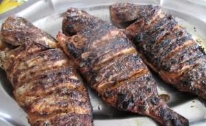 Thiebou Diola poisson braisé recette casamance djolo