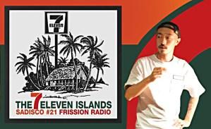 Sadisco 7Eleven Islands Mix Djolo Caraïbes