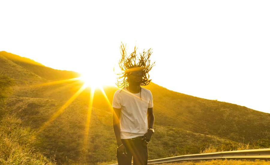Hip-hop des Caraïbes haleek Maul Fetty Wap Paebak Djolo Caraibes