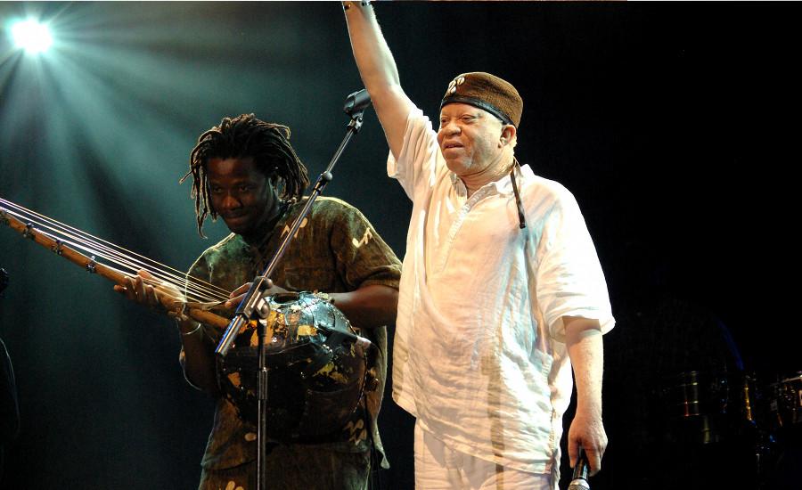 Salif Keita Live 2013 Djolo Mali