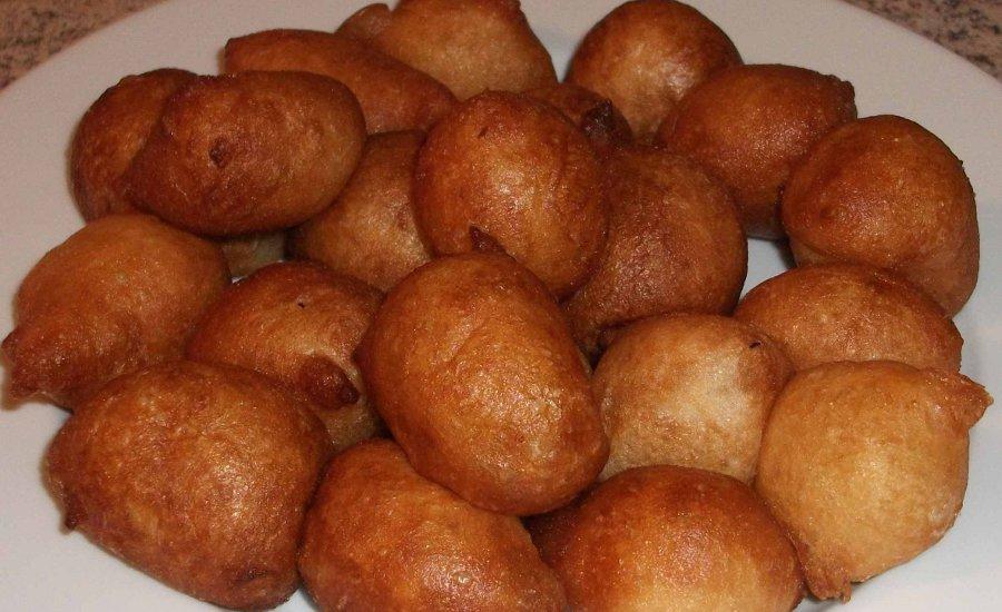 Beignets au manioc Djolo Cameroun Cuisine