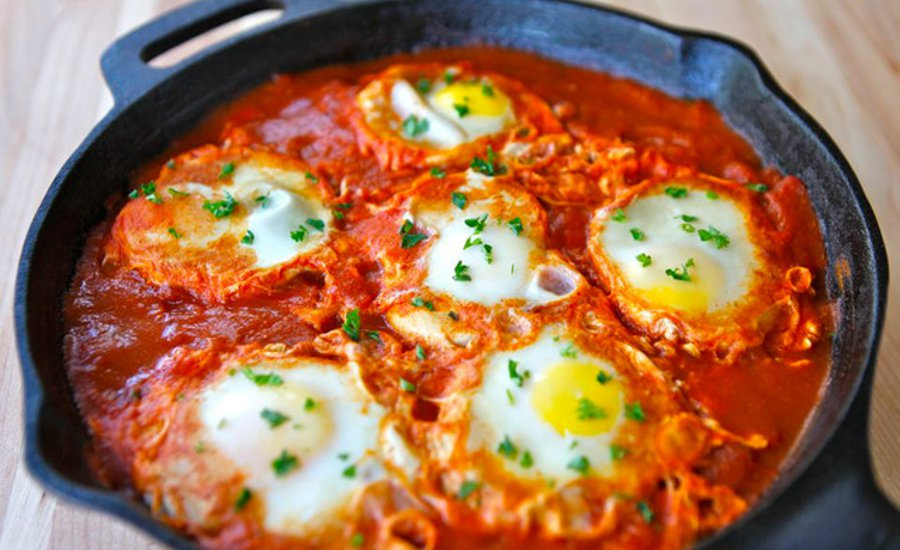 Chakchouka Djolo Cuisine Tunisie