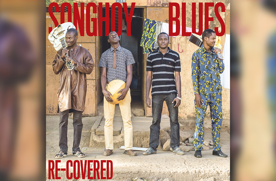 Songhoy Blues Re-Covered Djolo La Cover Mali