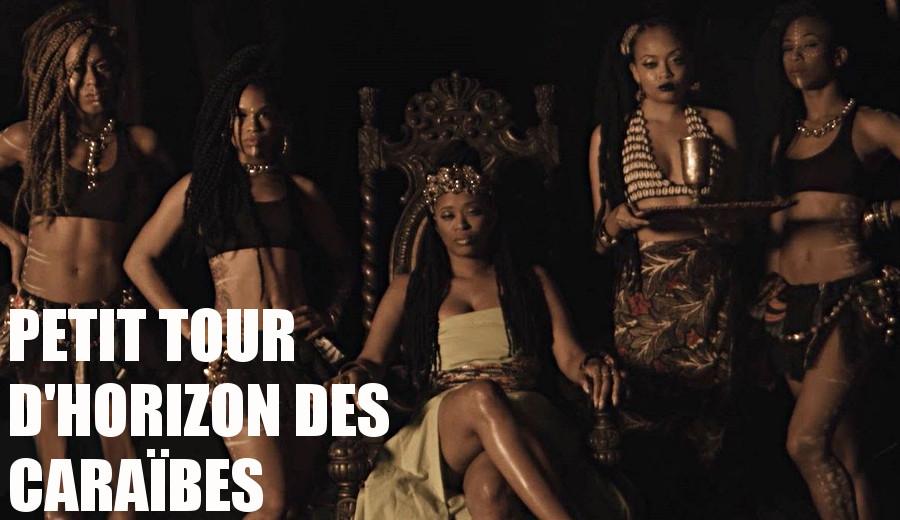 Caraibes Leonce Warn Dem Djolo