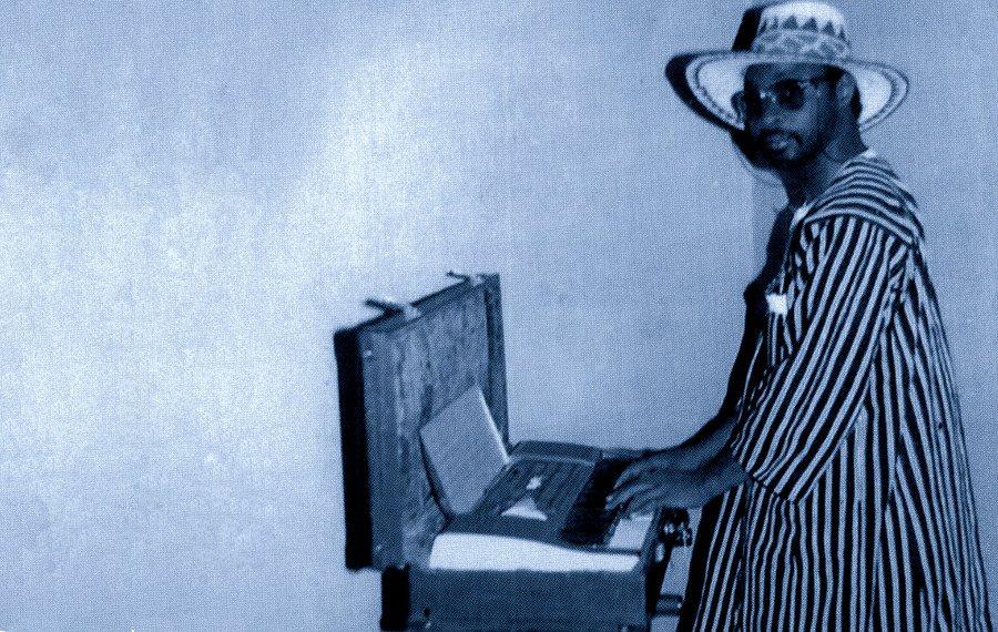 Mamman Sani Unreleased Tapes Djolo Niger