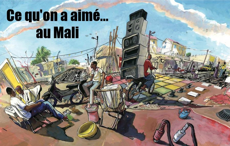 Midnight Ravers exil Djolo Mali