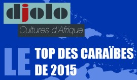 Top des Caraibes de 2015 Djolo