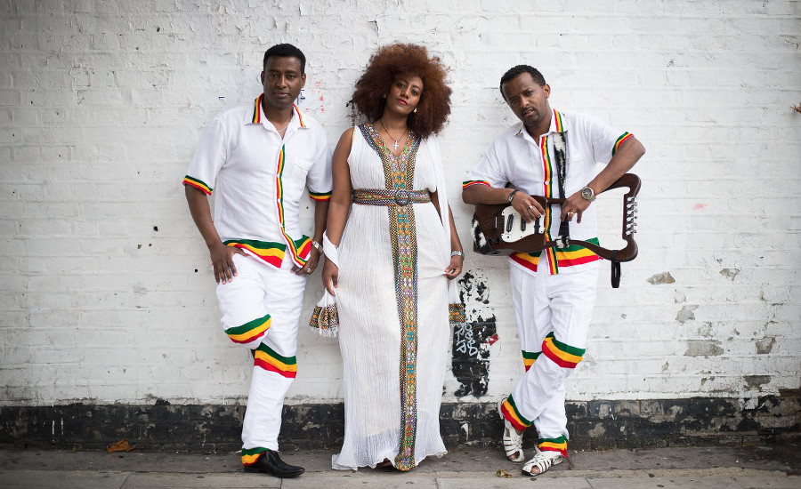 Krar Collective Ce qu'on a aimé en Ethiopie Djolo