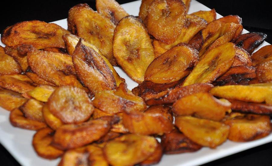 Alloco Banane plantain Djolo Cote d'Ivoire