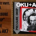 L'instant Vinyle Pressure Drop Oku Onuora & AK7 Pressure Drop Djolo Jamaïque