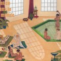 Janine Shroff turkish bath Djolo reste du monde