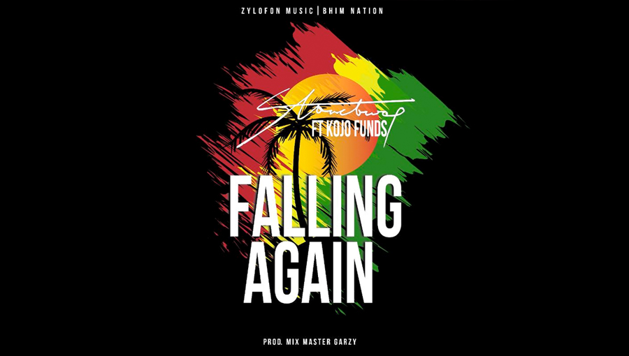 Falling Again Stonebwoy Kojo Funds