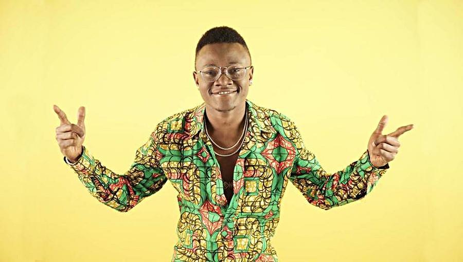 Le chanteur tanzanien Mbosso rebondit avec Nimekuzoea