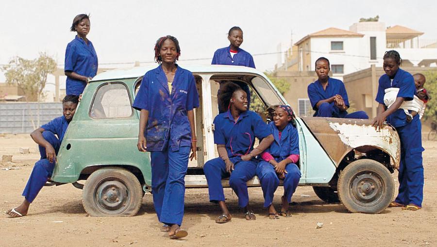 Ouaga Girls, Theresa Traore Dahlberg