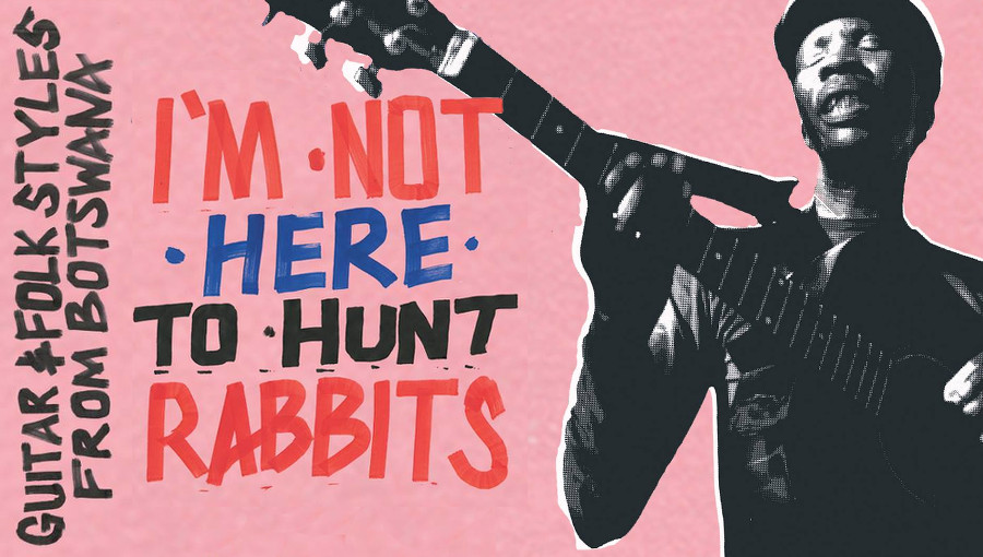 I'm Not Here To Hunt Rabbits, Botswana Guitar
