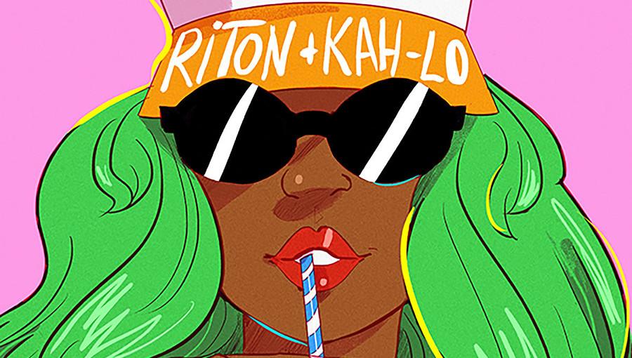 Riton, Kah-Lo, Ginger
