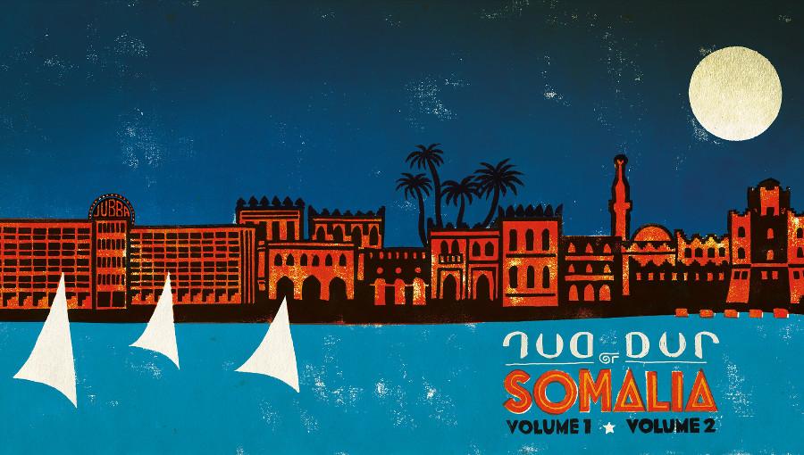 Dur DUr Band, Dur Dur of Somalia, Analog Africa, Dur Dur Band Vol.1, musique somalienne, somali funk