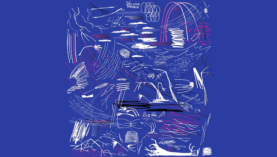 Déluge, Rrobin, Galant Records, beatmaker, nouvel album, Contact, Grems, Spoek Mathambo, C-Sen, Starlion, Iraka, KHA, Macy Lu, Le Jouage, Cosmic Batwota, Nancy Fortune