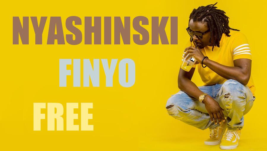 Nyashinski, Free, Finyo, rap kenyan, hip-hop