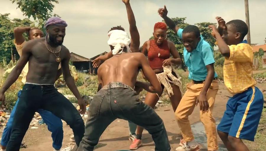 Patoranking, Everyday, dance video, EDM, dancehall, dancehall nigerian, afrobeat, westsyde lifestyle, danseurs, enfants africains qui dansent