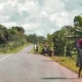Pierre Akendengue, La couleur de l'afrique, nouvel EP, Lusafrica, chanteur gabonais, poète gabonais, Lettre à Laurent Gbagbo, Oparapara, Deux-Mocrates