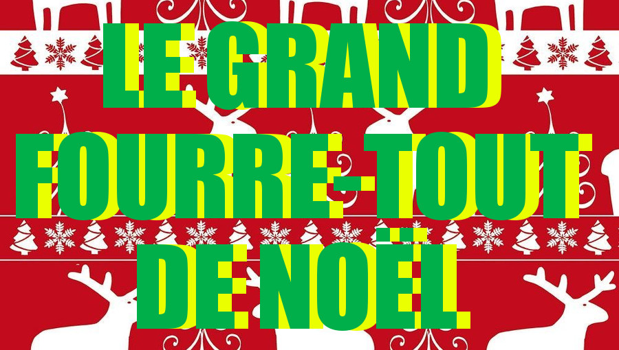 Le grand fourre-tout de noël, chanson de noël, chanson de noël africaine, Pi Ja Ma, Shaggy, Son of Dave, Bollywood, Jingle Bells, Little Drummer Boy, Xmas, Coke Studio