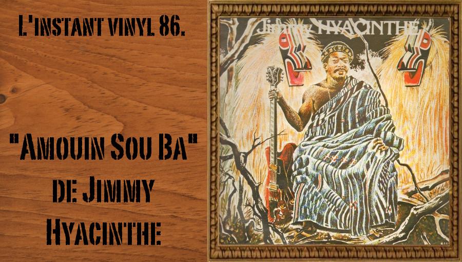L'instant vinyl, Jimmy Hyacinthe, Goly, Amouin Sou Ba, musique baoulé, musique ivoirienne, Francois Konan, Paco Sery, SIIS, Studio Caroline