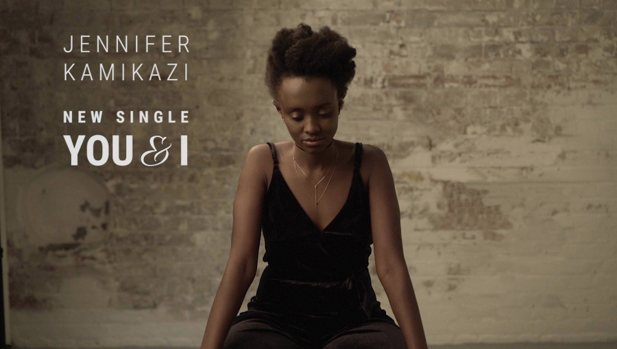 You & I, Jennifer Kamikazi, Wander in Wonder, nouveau single, nouvel EP, pop, folk, chanteuse rwandaise, londres, sofar