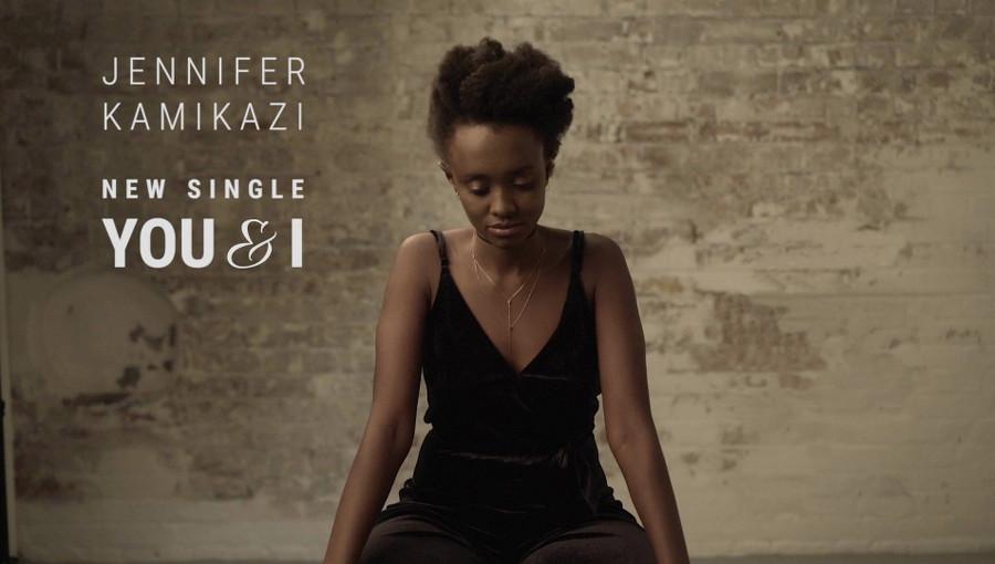 You & I, Jennifer Kamikazi, Wander in Wonder, nouveau single, nouvel EP, pop, folk, chanteuse rwandaise, londres, sofar