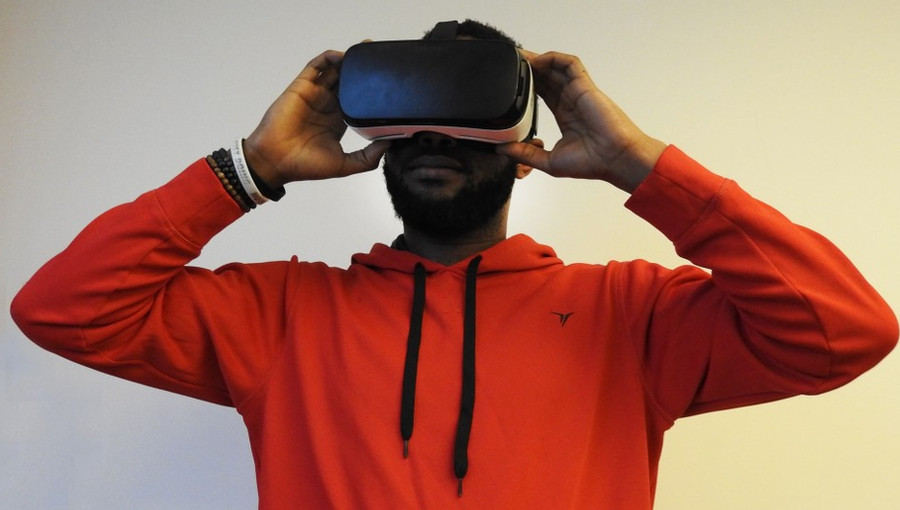 Realité virtuelle en Afrique