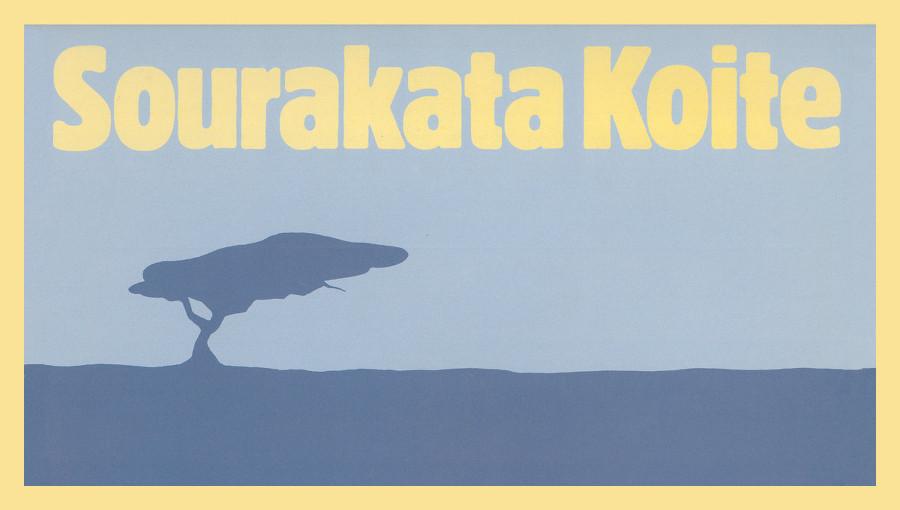 Sourakata Koite, En Hollande, Awesome Tapes From Africa, réédition, kora, musique sénégalaise, joueur de kora sénégalais