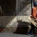 Theon Cross, Tuba, Fyah, nouvel album, jazz, punk, afrofunk, nouvelle orléans, jazz uk, Sons of Kemet, solo