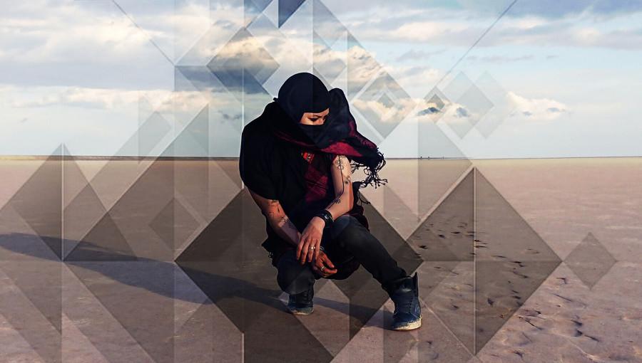 Through Exodub, Azu Tiwaline, Loan, I.O.T Records, Dub, techno, musique tunisienne, djerid, desert, Oasis Creatives
