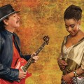 Breaking Down the Door, Carlos Santana, Santana, Buika, Laura Mvula, Africa Speaks, nouvel album, Abatina, reprise, Calypso Rose