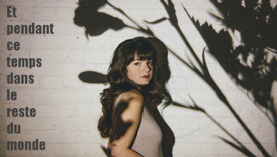 Geneviève Racette, No Water No Flowers, EP, Et pendant ce temps dans le reste du monde, pop canadienne