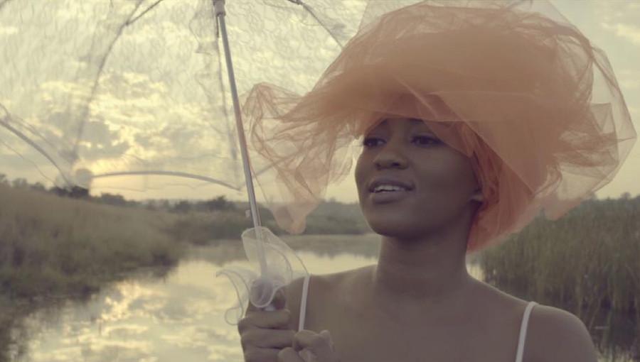 Mpho Sebina, setswana, folklore setswana, folk, musique botswana, chanteuse botswanaise, conte, ATI, chanson setswana, Tjuele