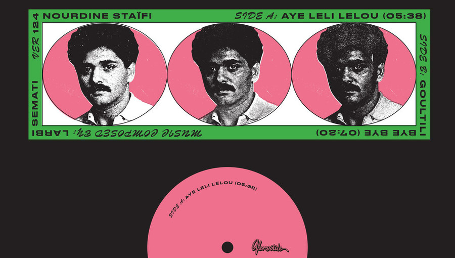 Nourdine Staïfi, disco algérienne, sraoui, Versatile Records, Reedit, Goultili Bye Bye, Aye Leli Lelou, musique algérienne, Setif