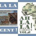 A La La L'argent !, soucis monétaires en afrique francophone, Boris Paillard, Mixanthrope, African Beats & Pieces, mix afro, mix autour de l'argent, Berlin
