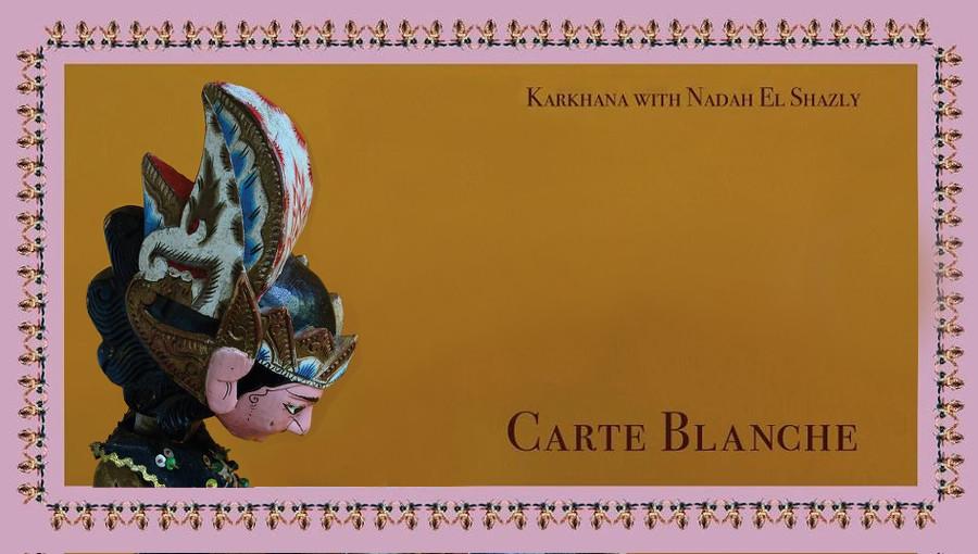 Carte Blanche, Karkhana, Maurica Louca, Nadah El Shazly, A Trio, musique experimentale, jazz, free jazz, improvisation, Unrock