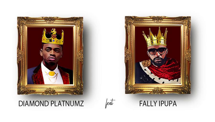 Fally Ipupa, Diamond Platnumz, Inama, nouveau clip, nouveau titre, bongo flava, rumba, collaboration, tubes de l'été