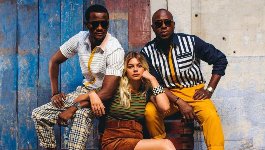 Louane, Toofan, La vie là-bas, nouveau clip, conquistadors, afropop, chanson sur la migration, chanteurs togolais, igreco